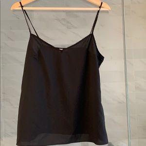 DKNY black camisole